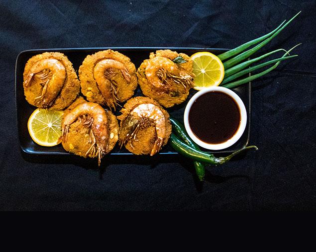 Sri Lankan street Food Isso Wade